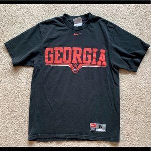< Nike Georgia Bulldogs Tee >